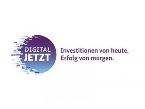 "BMWi Förderung ""Digital jetzt"""